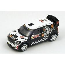 1/43 Mini John Cooper Works Wrc-Carburante Monte Carlo Rally 2012 A. ARAUJO