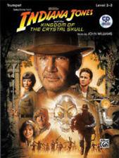 Indiana Jones/Crystal Skull (trumpet/CD); Williams, John, ALFRED - 31770