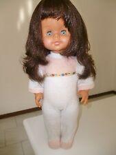 Bambola Michela Sebino vintage doll buone condizioni made in Italy