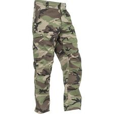 New Valken Paintball VTac V-Tac KILO Playing Pants - Woodland Camo - X-Large XL