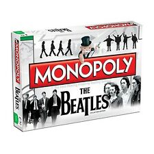 """Winning Moves """"The Beatles"""" Monopoly Board Game"""