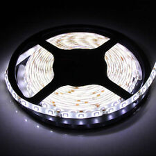 New 12V 5m 300LEDs SMD 3528 White Light Epoxy Waterproof LED Roll Light Strip
