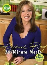 30-Minute Meals by Rachael Ray-1st Collection of Recipes-Imaginative/Nutritious!
