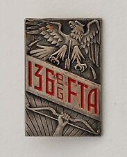 136° Groupe de FTA , Drago