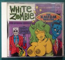 Rare WHITE ZOMBIE: Nightcrawlers: The KMFDM Remixes Industrial Metal CD Single!