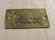 1950s vintage Gibson Case BADGE 1959 1958 1957 USA for Lifton Burst case nr mint