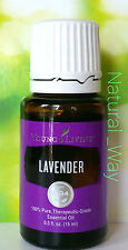 Young Living LAVENDER 15ml Essential Oil Therapeutic Grade #3575 VERY FRESH!