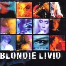 BLONDIE Live / BEYOND MUSIC CD 1999
