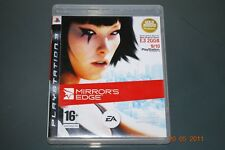 Mirror's Edge PS3 Playstation 3 Espejos