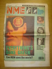 NME 1989 AUG 5 REM MICHAEL STIPE PIL NEW ORDER THE CULT