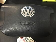 04 VW JETTA PASSAT STEERING WHEEL AIR BAG BLACK COLOR #1J0880201K XX-798