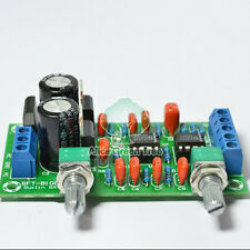 NE5532 Low-pass Filter subwoofer volume control preamp board