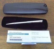 German Stamping Pen Pre-inked 4-line stamp Address Stamp Quality (RRP £39.99)