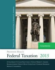 Prentice Hall's Federal Taxation 2015 Comprehensive (28th Edition)