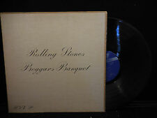 Rolling Stones - Beggars Banquet on London Stereo PS 539 Gatefold
