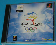 Sydney 2000 - Sony Playstation - PS1 PSX - JAP Japan