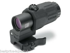 EOTech G33.STS G33 3X Magnifier w/STS Mount 3rd Gen HWS Holographic EOG33.STS