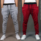 Hot Mens Baggy Harem Sweat Pants Hip-Hop Dance Sport Slacks Trousers
