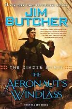 The Cinder Spires: the Aeronaut's Windlass-ExLibrary