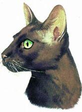 Embroidered Ladies Fleece Jacket - Oriental Shorthair Cat BT2521 Sizes S - XXL