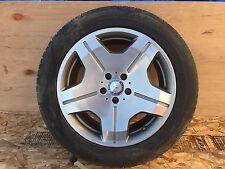45K MERCEDES W216 CL600 S600 W221 V12 REAR WHEEL RIM MICHELIN TIRE  OEM 9.5JX18