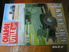 µ? revue Charge Uile n°138 Caterpillar Traxcavator GMC CCKW 352  150 ans PINDER