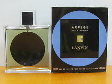 Arpege Pour Homme By Lanvin  3.3 oz Eau De Toilette Spray NIB Seal Rare