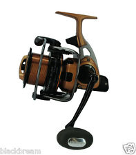 OKUMA TRIO REX SURF TXSU60 FRONT DRAG FIXED SPOOL FISHING REEL BEACH CASTING PIT
