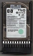 "HP DG146BB976 430165-003 146GB SAS 10K 2.5"" Hard Drive and Caddy"
