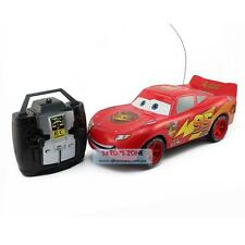 Lightning McQueen RC Radio Remote Control Kids Car Boys Toy