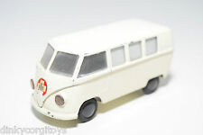 TEKNO DENMARK 414 VW VOLKSWAGEN TRANSPORTER VAN AMBULANCE EXCELLENT CONDITION