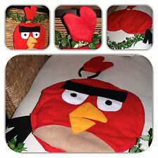 UNIQUE ANGRY BIRDS KIDS (SIZE SMALL 4-5) COSTUME!