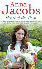 Anna Jacobs Heart of the Town (Preston Sisters) Very Good Book