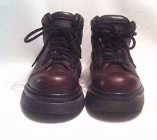 "Womens Shoes Dr Martin Ankle Boots Size 4Vintage Design 5 1/2"" Tall"