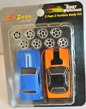"Zip Zaps Micro Remote Control Car ""2 Fast 2 Furious"" Movie Body Kit - NEW!"