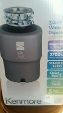Kenmore 3/4 HP Waste Disposer (22-70351) (WH-1)
