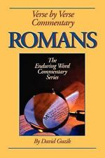 Romans Commentary by David Guzik (2002, Paperback)