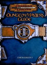 """DUNGEONS & DRAGONS: DUNGEON MASTER'S GUIDE CORE RULEBOOK II"" 2000 1ST HC ED VG+"