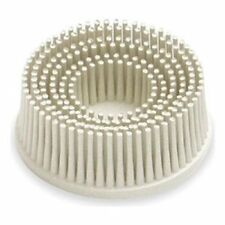 3M 07528 SCOTCH BRITE ROLOC BRISTLE DISC BRUSH 50MM WHITE 120 GRADE FINE x 1