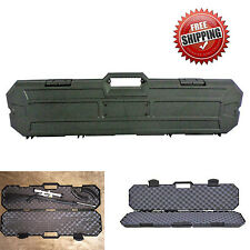 Gun Storage Box AR-15 Protective Rifle Case AK-47 Crush Resistant Hard Carry NEW
