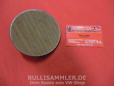 VW Bus Bulli T1, Außenspiegel Spiegel rund, Edelstahl, NEU, auch Samba (0474)