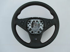 BMW E60 5 Series M Sport Leather Steering Wheel E61 Touring 2005 - 2010