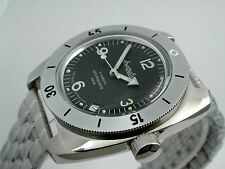 RUSSIAN  VOSTOK AUTO AMPHIBIAN MILITARY  WATCH #15344 NEW !