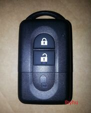 NEW remote key fob case for NISSAN K12 QASHQAI X-TRAIL MICRA NOTE PATHFINDER