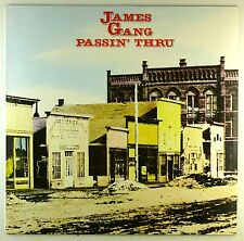 "12"" LP - James Gang - Passin' Thru - A4557 - washed & cleaned"