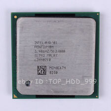 Intel Pentium 4 SL793 Socket 478 3.4 GHz 800 MHz CPU Processor