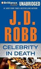 In Death: Celebrity in Death 34 by J. D. Robb (2014, MP3 CD, Unabridged)