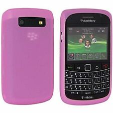 Genuine Blackberry Bold (9700) Silicon Skin – Pink