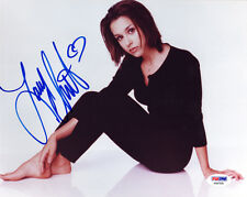 LACEY CHABERT SIGNED AUTOGRAPHED 8x10 PHOTO CLAUDIA PARTY OF FIVE RARE PSA/DNA