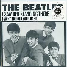 """BEATLES USA 90s Capitol 7"""" 45 I WANT TO HOLD YOUR HAND 30th Anniversary issue"""